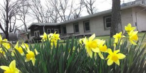 Topeka's Forest Park Conference and Retreat Center features a variety of facilities suitable for nearly any occasion.