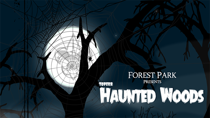 Topeka Haunted Woods at Forest Park Conference and Retreat Center in Topeka, Kansas
